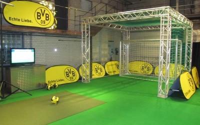 Une mise en place pour le Borussia Dortmund