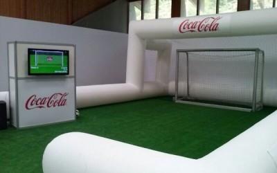 Mise en place pour Coca-Cola