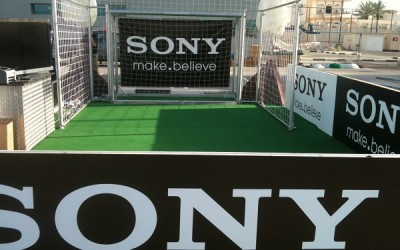 Evénement mis en place pour Sony