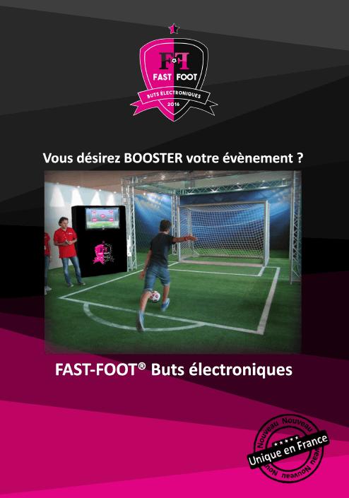 Animation football par Fast-Foot