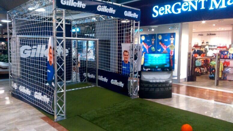 Le partenariat Gillette-Antoine Griezmann a pris tout son sens.