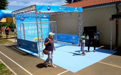 Handball chez SOS Villages d'Enfants