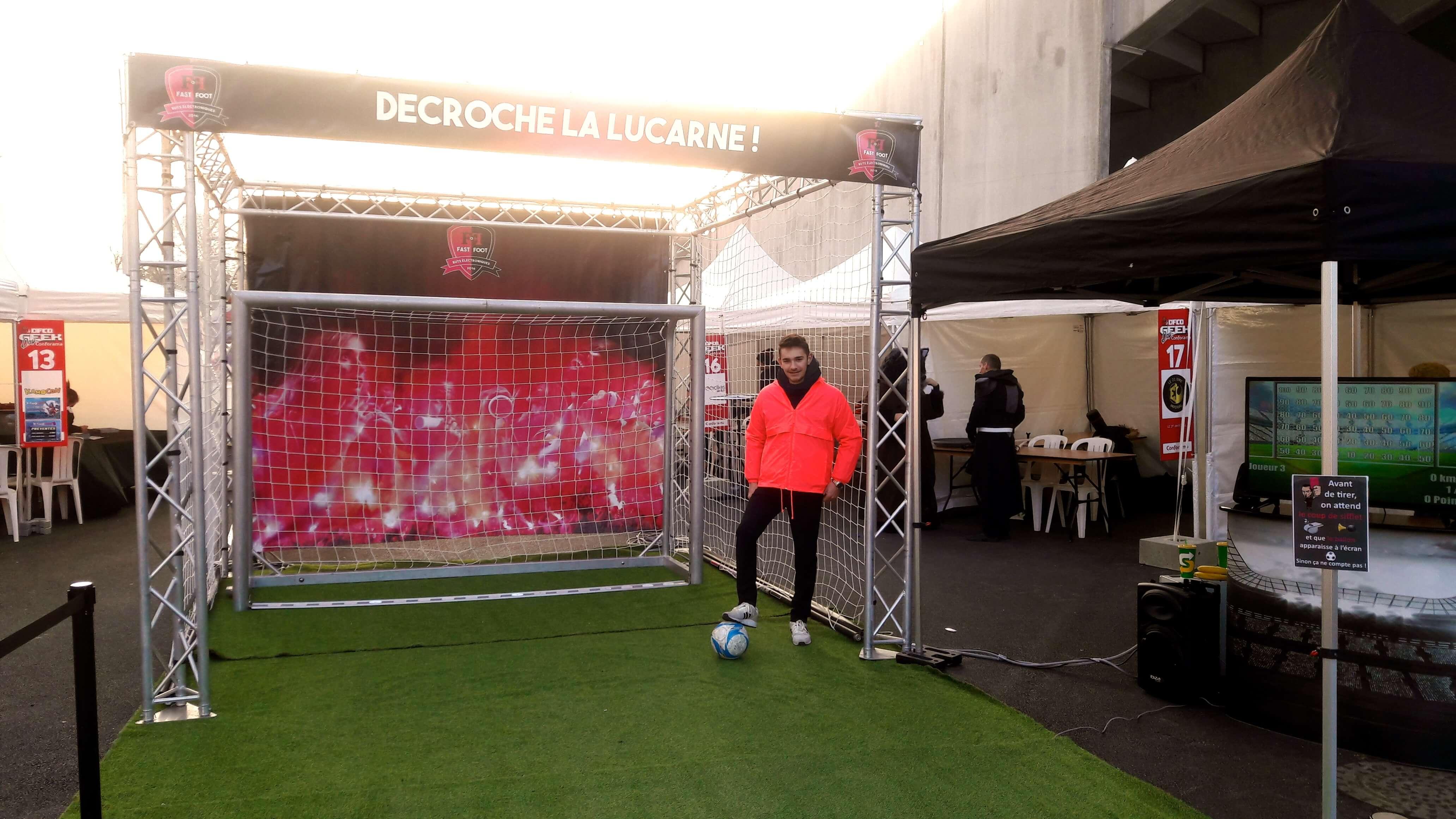 Mise en place Dijon FCO