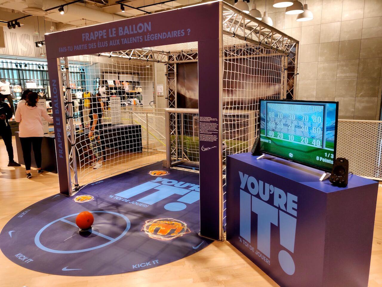 Animation Radar Football Vitesse Simulation Précision Tout public familles