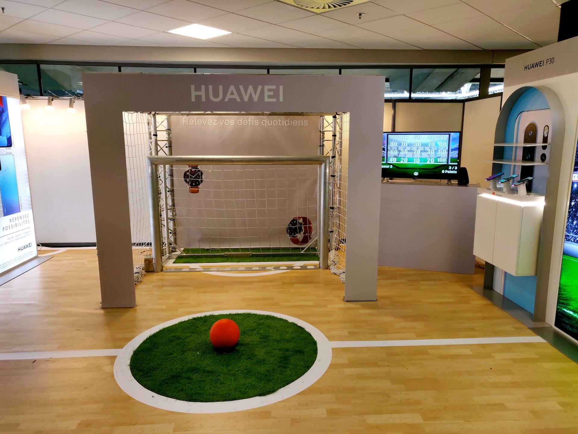 Salon professionnel exposition congrès séminaire business activité animation football VIP radar